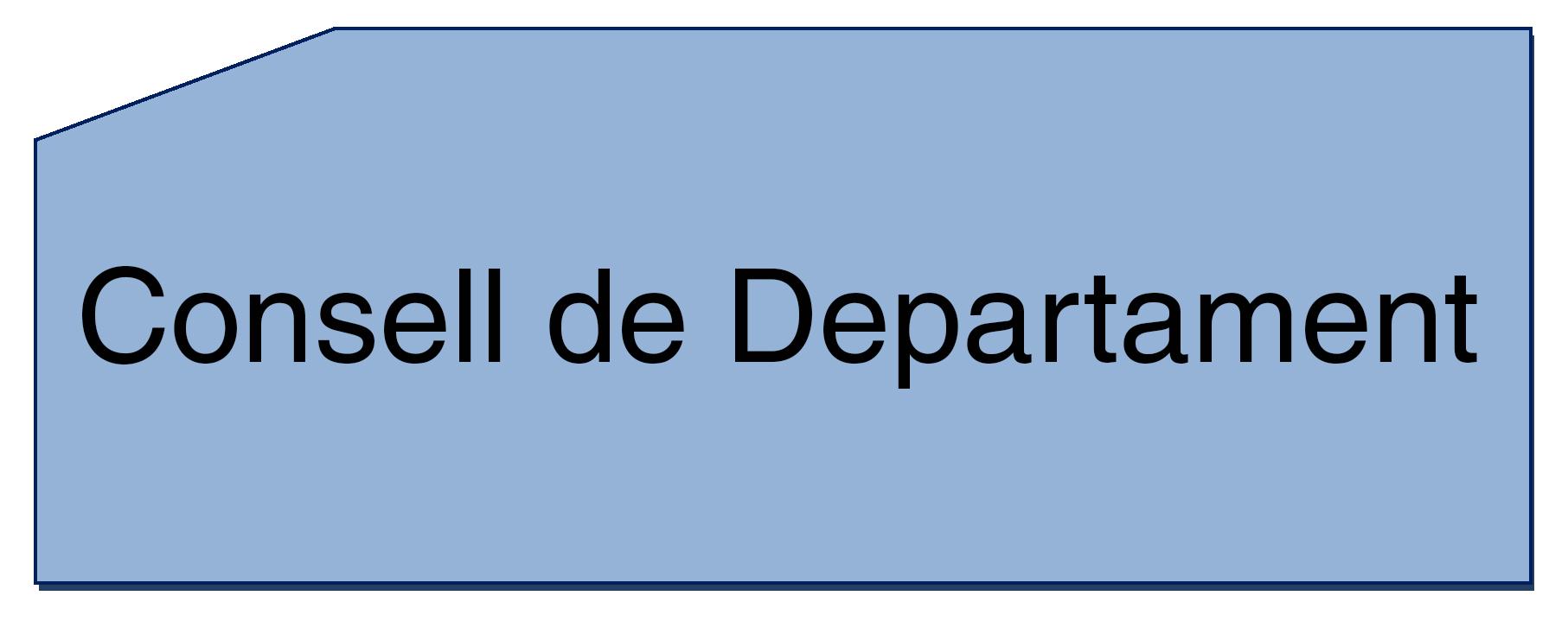 Consell departament